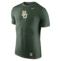 Nike College Hypercool 3.0 Fitted (Baylor) Men's Training Shirt