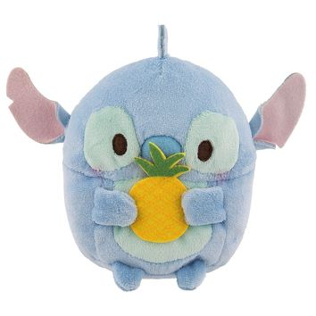 Disney Usa Stitch with Pineapple Scented Ufufy Plush Small New with Tags