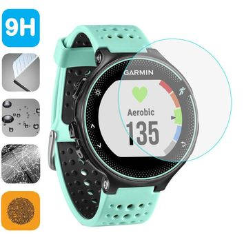 9H Tempered Glass LCD Screen Protector Shield Film For Garmin ForeRunner 220 225 235 620 Smart Sporting Watch Accessories