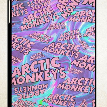 Arctic Monkeys One iPad 2 3 4, iPad Mini 1 2 3, iPad Air 1 2 , Galaxy Tab 1 2 3, Galaxy Note 8.0 Cases