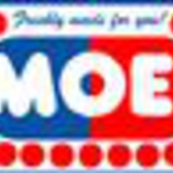 Moe. - Popsicle Sticker
