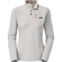 The North Face Women's New Arrivals WOMEN'S STORM SHADOW 1/2 ZIP