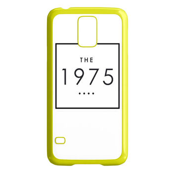 The 1975 shirt the 1975 band t-shirt black Samsung Galaxy S5 Case