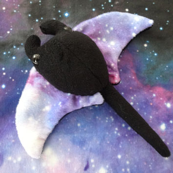 Space Pancake - Stingray Plushie
