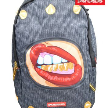 SPRAYGROUNDSKI GRILLZ BACKPACK