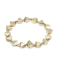Faceted Nugget Bracelet