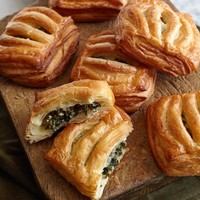 Galaxy Desserts Spinach & Feta Croissants, Set of 12