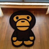 Ape Bape  Rug Carpet