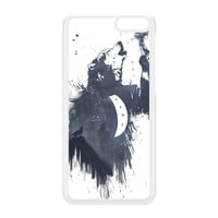 Wolf Song 3 White Hard Plastic Case for Amazon Fire Phone by Balazs Solti