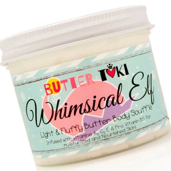 WHIMSICAL ELF Body Butter Soufflé Holiday Collection 2017