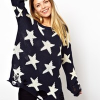 Wildfox Seeing Star Sweater
