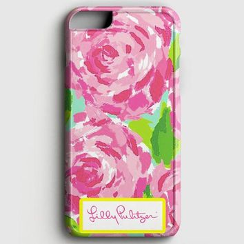 Lilly Pulitzer First Impression Rose Inspired iPhone 6/6S Case