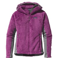 Patagonia Women's R3 Hi-Loft Hoody Fleece Jacket