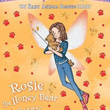 Rosie the Honey Bear Fairy Rainbow Magic