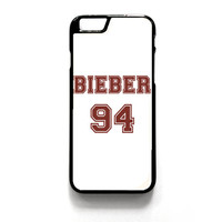 Justin Bieber Journals for iPhone 4 4S 5 5S 5C 6 6 Plus , iPod Touch 4 5  , Samsung Galaxy S3 S4 S5 Note 3 Note 4 , and HTC One X M7 M8 Case Cover