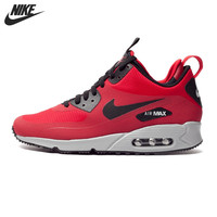 Original  NIKE AIR MAX 90 UTILITY men's Skateboarding Shoes  sneakers free shipping