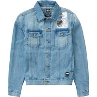 WARHOLSURF WARHOL DENIM JACKET