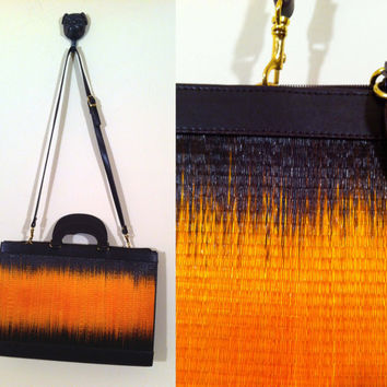 Le Sac OMBRE Woven Bag FREE Domestic Shipping