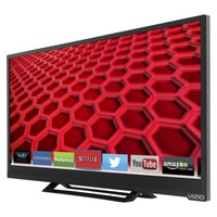 "VIZIO 24"" Class 1080p 60Hz E-Series Razor LED™ Smart TV - Black (E241i-B1)"