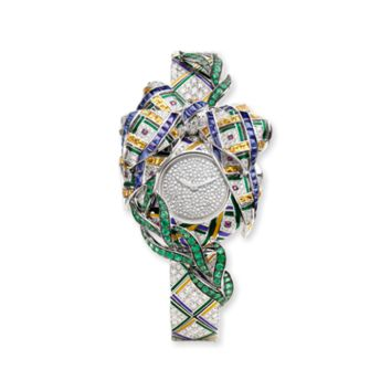 """Pastorale Anglaise"" watch - W21503-01B 