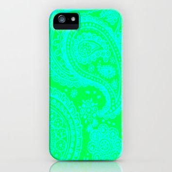 Paisley 2 iPhone Case by Jordan Virden | Society6