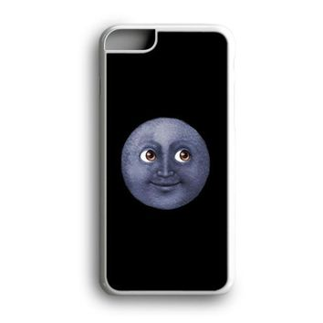 Awesome Black Friday Offer Grey Moon Emoji iPhone Case | Samsung Case