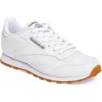 Reebok Classic Leather Sneaker (Big Kid) | Nordstrom