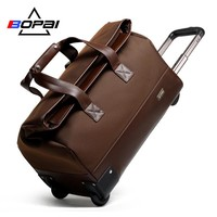 Travel Bags 20 Inch Large Rolling Suitcase Travel Duffle BagRolling Luggage Carry On Bag