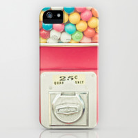 Rainbow Bubblegum iPhone & iPod Case by JoyHey