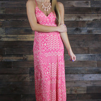 Tickled Pink Maxi