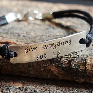 Personalized Quote bracelet, silver quote bracelet, personalized jewelry, personalized bracelet, personalized quote, quote jewelry Custom