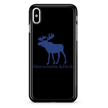 Abercrombie And Fitch iPhone X Case