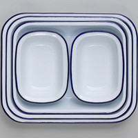 Blue Ribbon General Store: A Modern General Store: Enamelware Bake Set