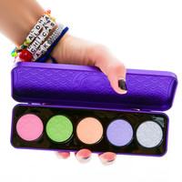 Lime Crime D'Antoinette Pressed Eyeshadow Palette Multi One