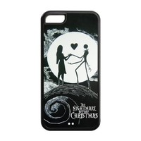 The Nightmare Before Christmas TPU Case for Iphone 5C