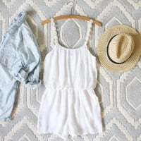 The Willa Romper