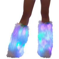 Light-Up Legwarmers