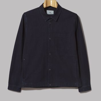 Folk Orb Jacket (Heavy Denim) – Oi Polloi