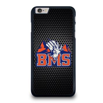 bms blue mountain state iphone 6 6s plus case cover  number 1