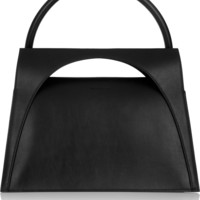 J.W.Anderson - Moon large leather tote