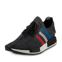 Womens NMD_R1 PK Tri Color Black/White Fabric
