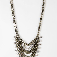 Snowdrop Necklace - Urban Outfitters
