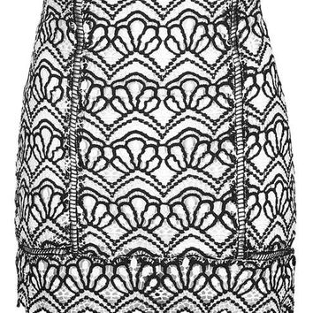 PETITE Lace Mono Skirt - Skirts - Clothing