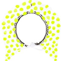 Annelise Michelson Silicon Dots Necklace - The Webster - Farfetch.com