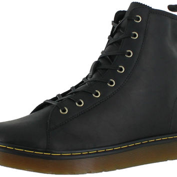 Dr. Martens AirWair Men's 8-Eye Lace-Up Leather Boots