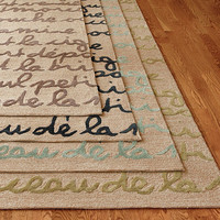 Le Poeme Indoor Outdoor Rug | Ballard Designs