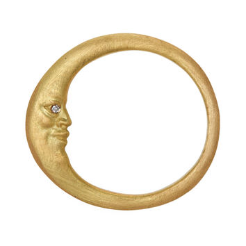 Man in the Moon Ring, Anthony Lent