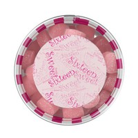 Sweet Sixteen Party Favors - Chewing Gun - Gifts Chewing Gum Favors