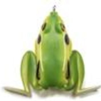 """Lh Lunker Frog 2.25"""""""" 1-2oz Tx Toad"""