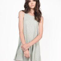 Simple Lightweight Sleeveless Dress